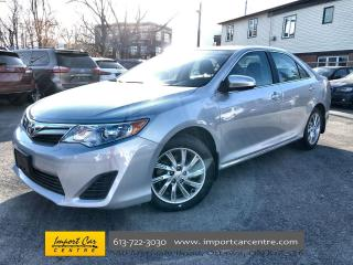 Used 2014 Toyota Camry LE SUPER LOW MILEAGE  ROOF  ALLOYS for sale in Ottawa, ON