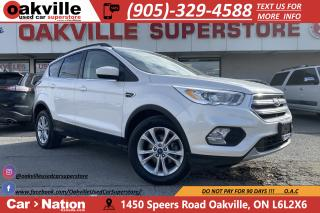 Used 2017 Ford Escape SE | NAVI | PANO ROOF | B/U CAM | HTD SEATS for sale in Oakville, ON