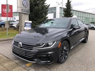 New 2019 Volkswagen Arteon 2.0 TSI 4MOTION for sale in Surrey, BC