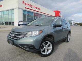 Used 2012 Honda CR-V LX | BLUETOOTH | HEATED SEATS | for sale in Brampton, ON