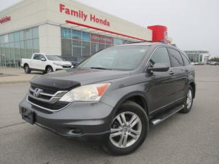 Used 2010 Honda CR-V EX-L | LEATHER | HEATED SEATS for sale in Brampton, ON