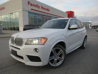 Used 2013 BMW X3 xDrive35i | NAVIGATION | SUNROOF | HEATED SEATS | for sale in Brampton, ON