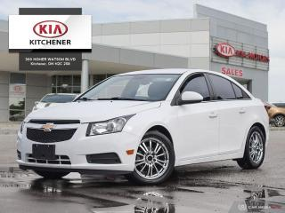 Used 2014 Chevrolet Cruze 1LT - CHROME RIMS!!! for sale in Kitchener, ON