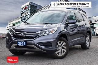 Used 2015 Honda CR-V SE AWD for sale in Thornhill, ON