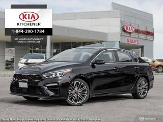 Used 2020 Kia Forte Sedan GT DCT for sale in Kitchener, ON