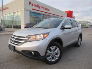 Used 2014 Honda CR-V Touring | NAVIGATION | SUNROOF | for sale in Brampton, ON