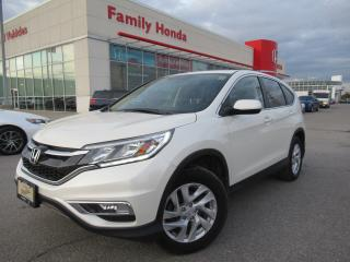 Used 2015 Honda CR-V EX-L | REVERSE CAM | HONDA CERTIFIED | for sale in Brampton, ON