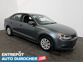 Used 2014 Volkswagen Jetta Sedan Trendline+ Automatique - A/C - Sièges Chauffants for sale in Laval, QC