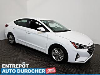 Used 2020 Hyundai Elantra Preferred Automatique - A/C - Caméra de Recul for sale in Laval, QC