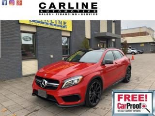Used 2016 Mercedes-Benz GLA 4MATIC 4dr AMG GLA45 for sale in Nobleton, ON