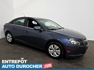 Used 2014 Chevrolet Cruze 1LT Automatique - AIR CLIMATISÉ -Groupe Électrique for sale in Laval, QC