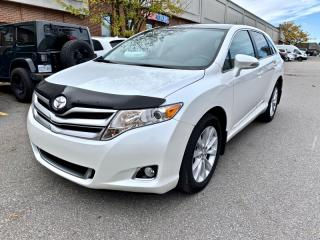 Used 2016 Toyota Venza 4DR WGN AWD for sale in North York, ON