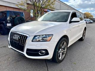 Used 2009 Audi Q5 quattro 4dr 3.2L, PRESTIGE, NAV, PANO ROOF for sale in North York, ON