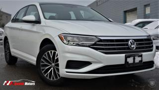 Used 2019 Volkswagen Jetta Highline FULLY LOADED w/REAR CAMERA/HEATED SEATS/SUNROOF for sale in Brampton, ON