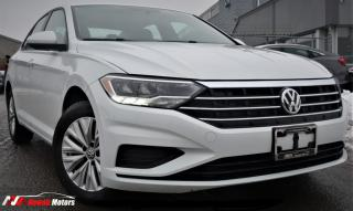 Used 2019 Volkswagen Jetta Comfortline Auto w/REARVIEW CAMERA/HEATED SEATS/BLUETOOTH for sale in Brampton, ON