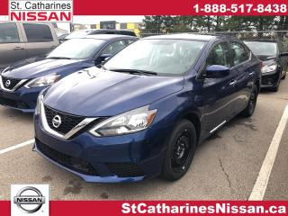 Used 2019 Nissan Sentra 1.8 SV CVT (2) for sale in St. Catharines, ON