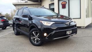 Used 2016 Toyota RAV4 XLE AWD - BACK-UP CAM! BSM! TOYOTA SERVICED! for sale in Kitchener, ON