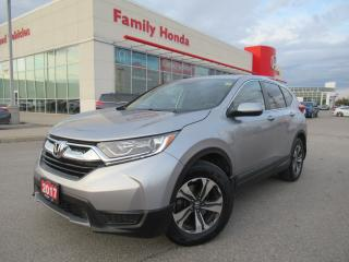 Used 2017 Honda CR-V LX | REVERSE CAM | PUSH TO START | for sale in Brampton, ON