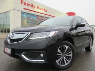 Used 2017 Acura RDX Elite | NAVIGATION | MEMORY SEATS | for sale in Brampton, ON