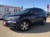Photo of Blue 2017 Honda Pilot