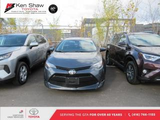 Used 2019 Toyota Corolla | NO ACCIDENTS | for sale in Toronto, ON