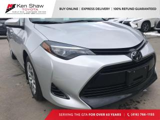 Used 2019 Toyota Corolla | HEATED SEATS | REAR PARKING CAM | for sale in Toronto, ON