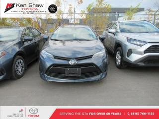Used 2019 Toyota Corolla CE CVT for sale in Toronto, ON