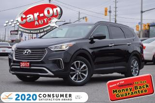 Used 2017 Hyundai Santa Fe XL 7 PASSENGER REAR CAM HTD SEATS PWR GRP BLUETOOTH for sale in Ottawa, ON