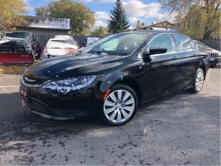 Used 2015 Chrysler 200 LX |  Auto | Power Group | Nice Local Trade In | for sale in St Catharines, ON