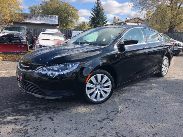 2015 Chrysler 200 LX |  Auto | Power Group | Nice Local Trade In |