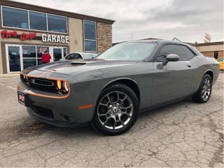 Used 2017 Dodge Challenger GT AWD | Nav | Sunroof | Htd + Cooled Leather for sale in St Catharines, ON