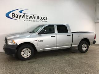 Used 2015 RAM 1500 ST - 8SPD AUTO! ECODIESEL! 4X4! FULL PWR GROUP! for sale in Belleville, ON