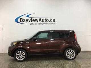 Used 2018 Kia Soul EX - AUTO! HTD SEATS! REVERSE CAM! ALLOYS! for sale in Belleville, ON