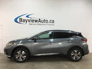 Used 2019 Nissan Murano SV - AWD! NAV! HTD SEATS! PANOROOF! ALLOYS! + MORE! for sale in Belleville, ON