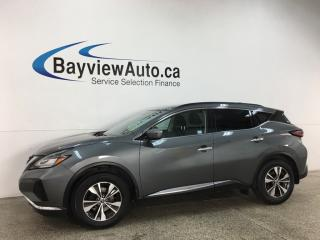 Used 2019 Nissan Murano SV - AWD! HTD SEATS! PANOROOF! NAV! FULL PWR GROUP! for sale in Belleville, ON