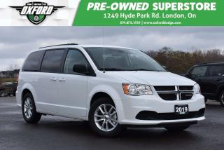 Used 2019 Dodge Grand Caravan Crew - Very Low Kms, Big Savings, Heated Seats for sale in London, ON