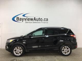Used 2017 Ford Escape - 4WD! PANOROOF! HTD SEATS! SYNC! + MORE! for sale in Belleville, ON
