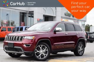 Used 2019 Jeep Grand Cherokee Limited|Customr-Preferd.Pkg|Sat.Radio|Heat.Frnt.Seats|Backup.Cam| for sale in Thornhill, ON