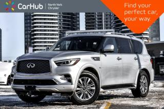 Used 2019 Infiniti QX80 LIMITED|BOSE.Audio|Sunroof|Navi|Heat&Vent.Frnt.Seats|KeyLess| for sale in Thornhill, ON