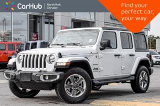 Used 2019 Jeep Wrangler Unlimited Sahara|KeyLess-Go.Customr_Prefrd.Single_Top.Pkgs|Sat_Radio| for sale in Thornhill, ON