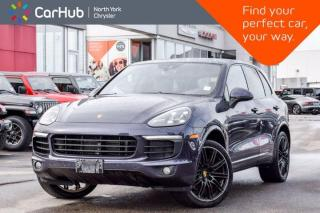 Used 2017 Porsche Cayenne S E Hybrid BOSE Panoramic Sunroof Heat Vent MemorySeats Bluetooth for sale in Thornhill, ON