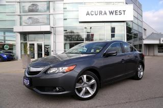 Used 2013 Acura ILX 4dr Sdn Premium Pkg for sale in London, ON