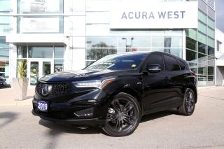 Used 2019 Acura RDX A-spec 7 year or 130000km Acura Warranty for sale in London, ON