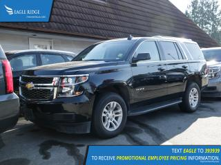 Used 2019 Chevrolet Tahoe LS Apple CarPlay & Android Auto, Backup Camera for sale in Coquitlam, BC
