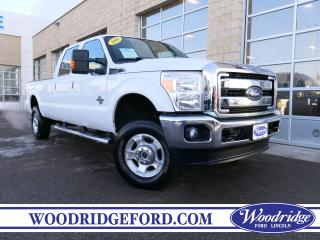 Used 2016 Ford F-350 Lariat $389 B/W + GST ***PRICE REDUCED*** NAVIGATION, SUNROOF, LEATHER SEATS, LONG BOX, NO ACCIDENTS for sale in Calgary, AB