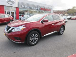Used 2016 Nissan Murano SV for sale in Peterborough, ON