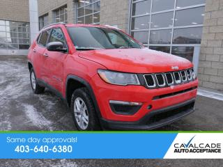 Used 2018 Jeep Compass Sport for sale in Calgary, AB