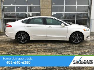 Used 2014 Ford Fusion SE for sale in Calgary, AB