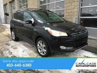 Used 2013 Ford Escape SEL for sale in Calgary, AB
