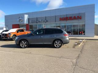 Used 2015 Nissan Pathfinder Platinum V6 4x4 at for sale in Smiths Falls, ON